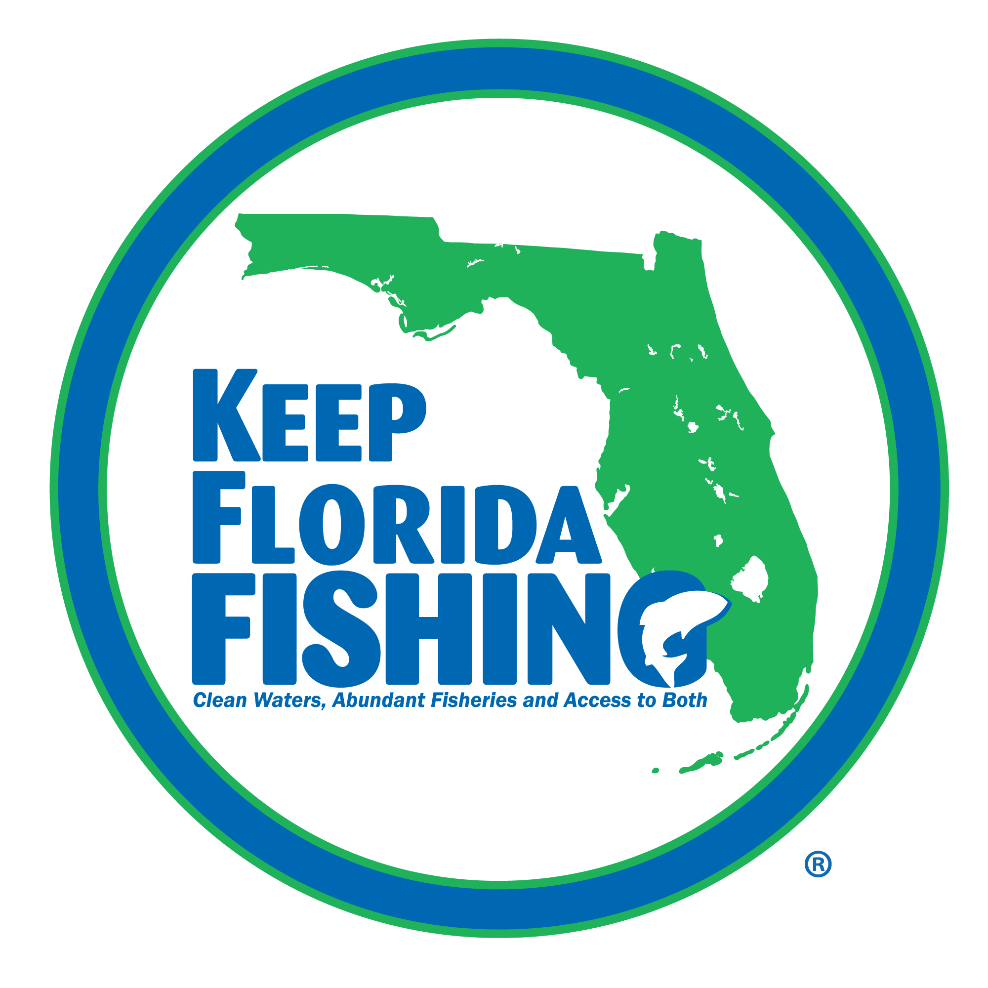 Keep Florida Fishing logo