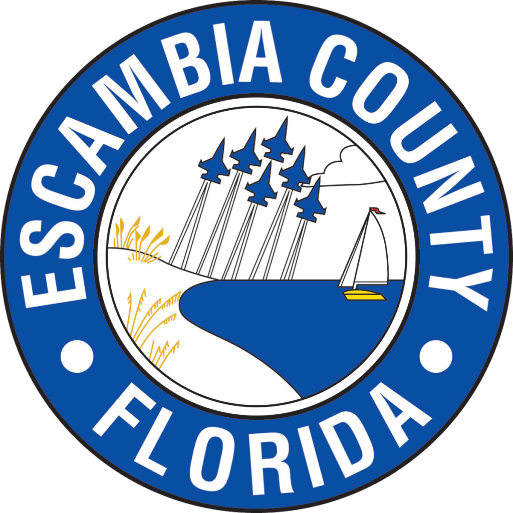 Escambia county logo
