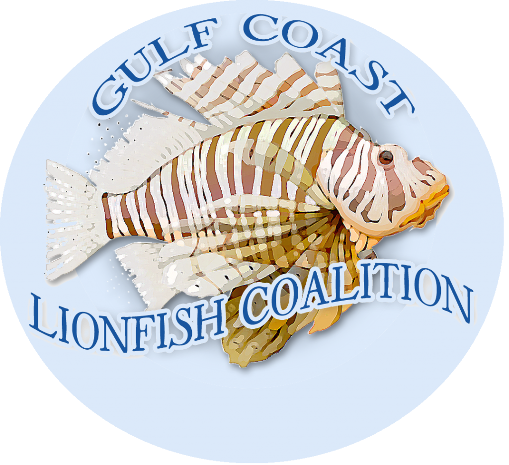 Gulf Coast Lionfish Coalition logo