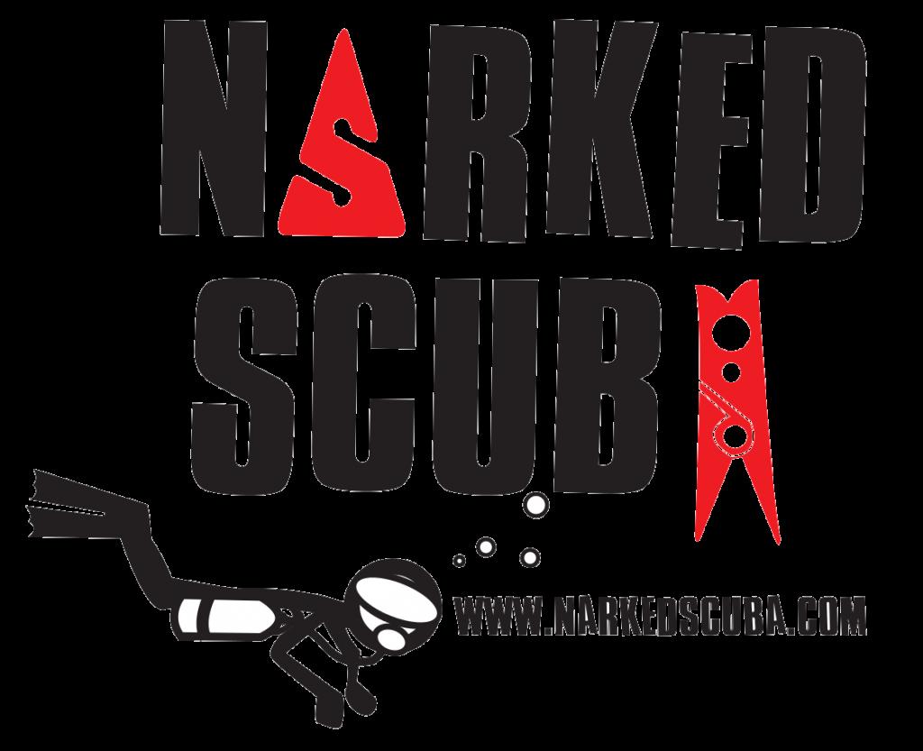Narked Scuba logo