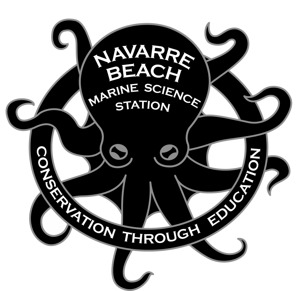 Navarre Beach Marine Science Station logo